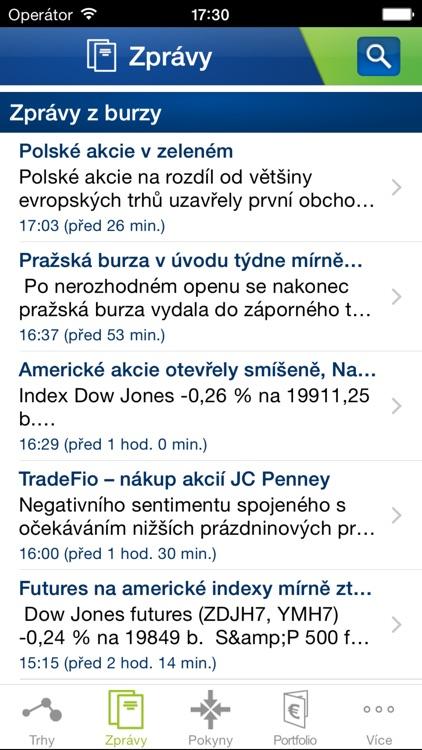 Fio Smartbroker screenshot-4