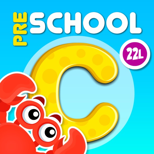 Kids ABC Games: Toddler Girls & Boys Learning Free