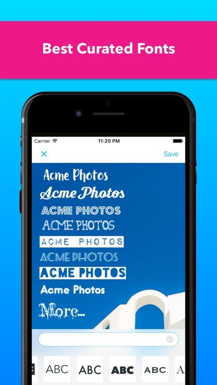Watermark Pro Signature & Logo screenshot-3