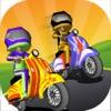 スクーターバイクレース - 無料の3Dスクーターバイクレース