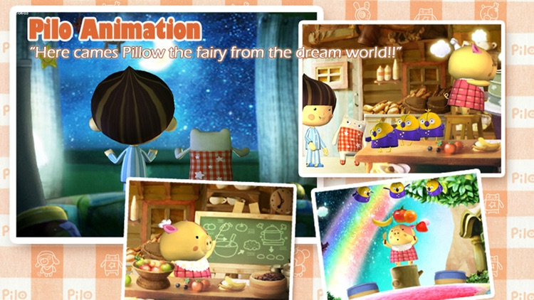 Pilo3:An Interactive Children's Story Book-3D
