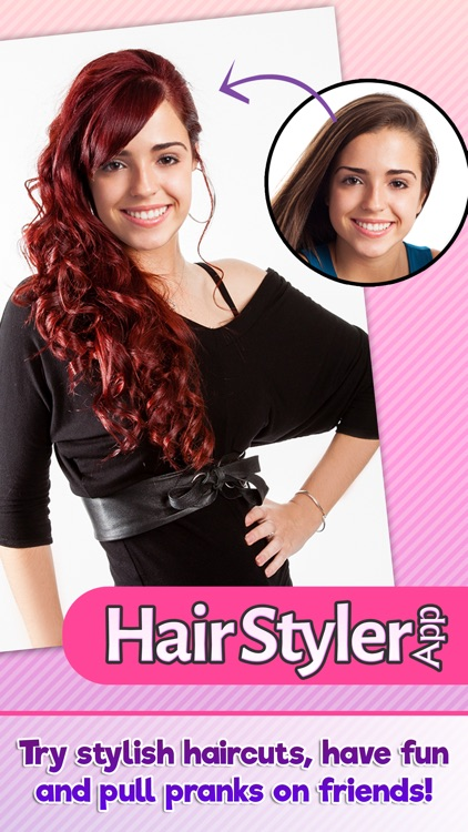 Hair Styler App Try on Hairstyles For a New Look