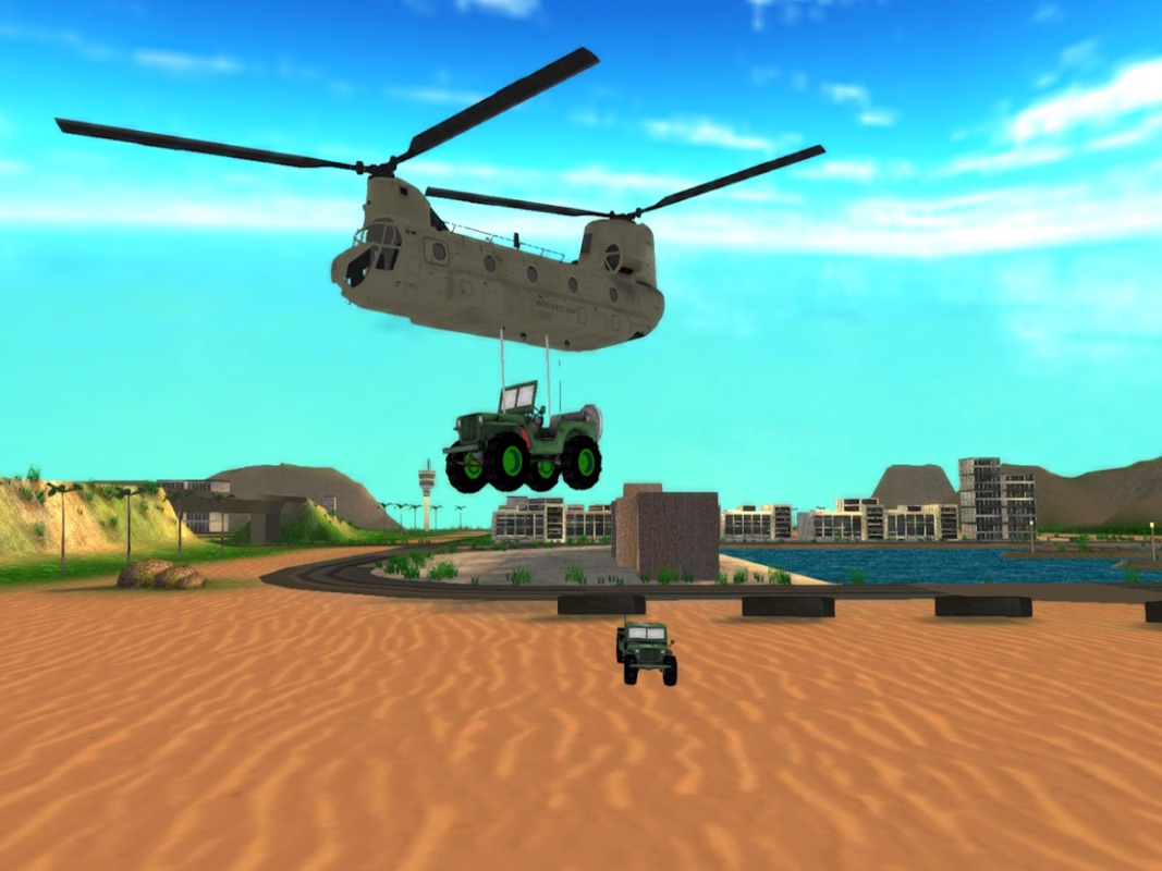 Helicopter Pilot Flight Simulator 3D - Online Game Hack and