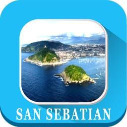 San Sebastián Spain - Offline Maps Navigator