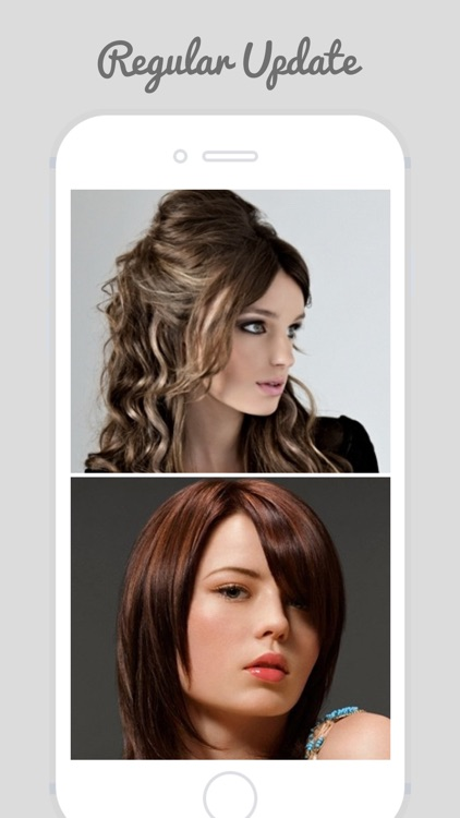 Hairstyle Catalogue - Unique Hair Styles Ideas screenshot-2