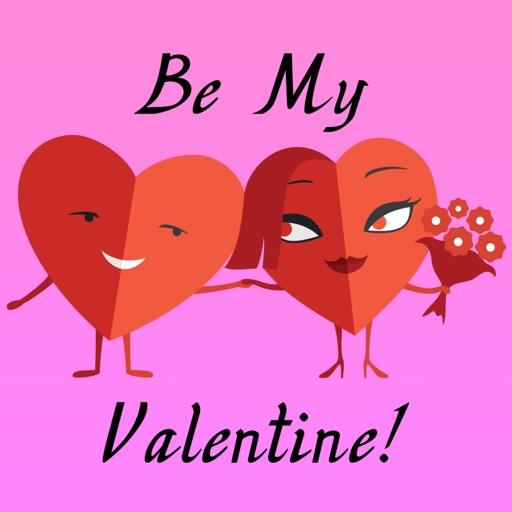 Heart 2 Heart - Valentine Love Stickers