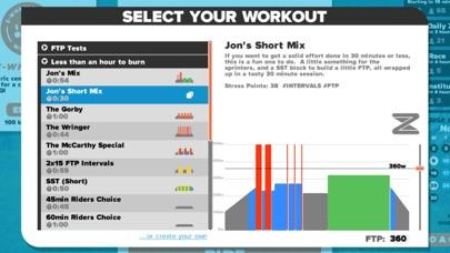 Zwift app image