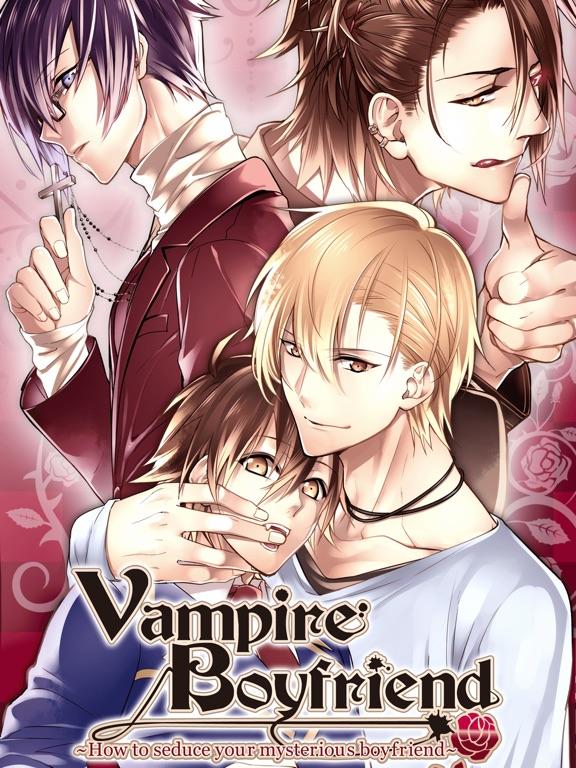 Vampire Boyfriend/Free Yaoi Game-ipad-0