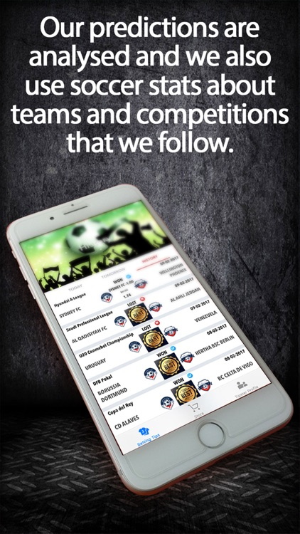 Bet Advisor VIP - Sports Betting Tips & Prediction app image