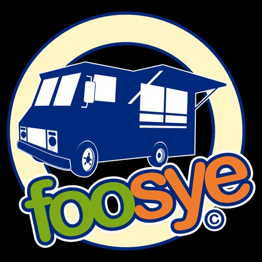My food truck shout-out app by foosye®