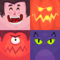 App Icon for Scary Halloween Wallpaper HD 2017 App in Latvia IOS App Store