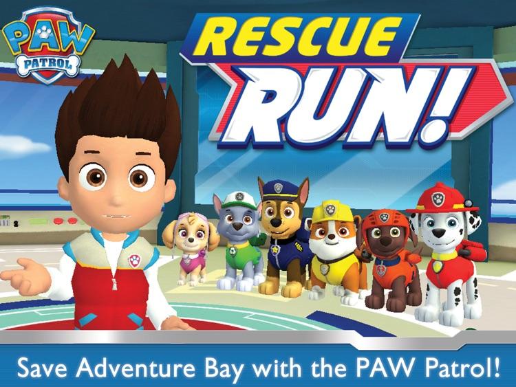 PAW Patrol - Rescue Run HD