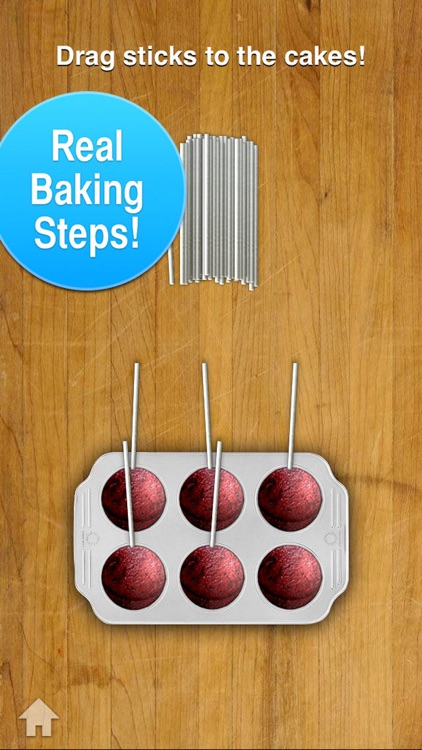 Cake Pop Maker screenshot-3