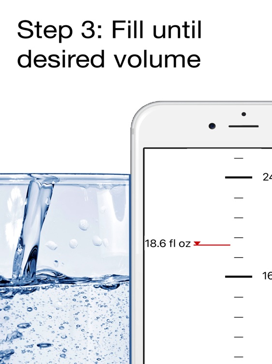 Measuring Cup and Kitchen Scale iPad