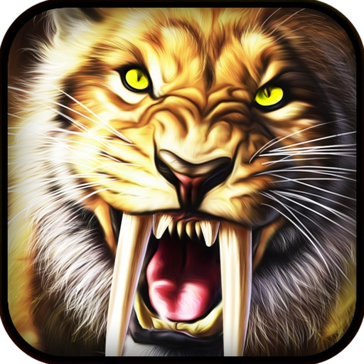 Tiger of the Forest Sabertooth Wild Adventures
