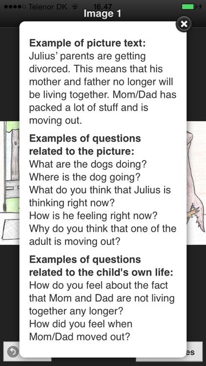 Divorce and Kids screenshot-3