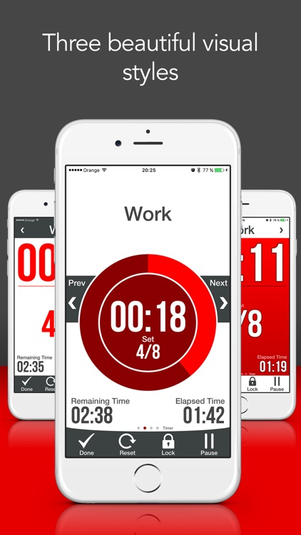 HIIT & Tabata Interval Timer Pro - Free