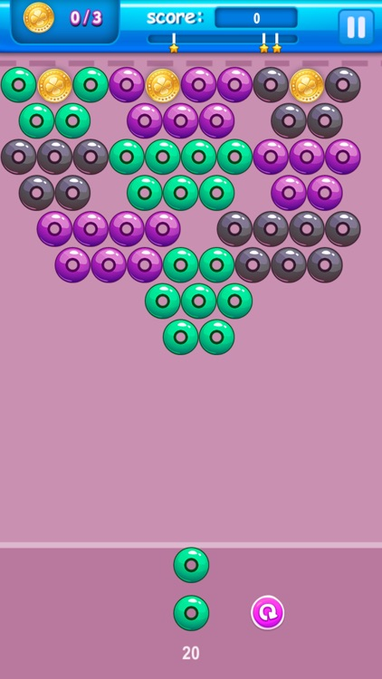 Beads Shoot - bubble blast screenshot-3