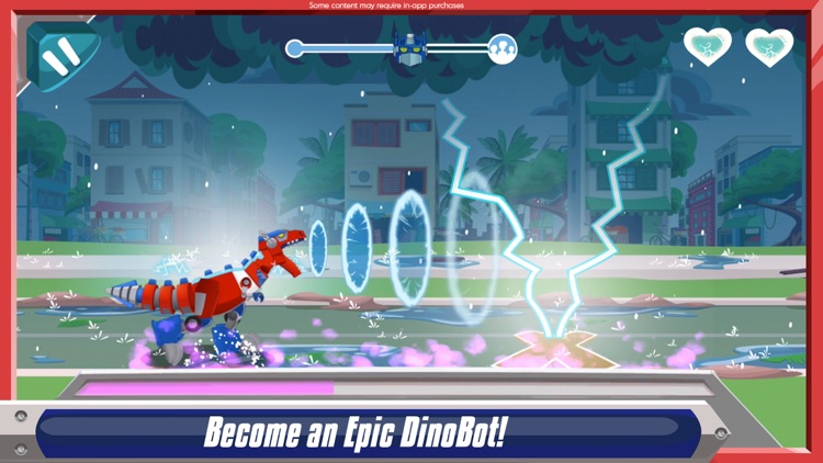 Transformers Rescue Bots: Disaster Dash - Hero Run