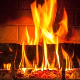 iFireplaces - Merry Christmas Yule Log Holidays