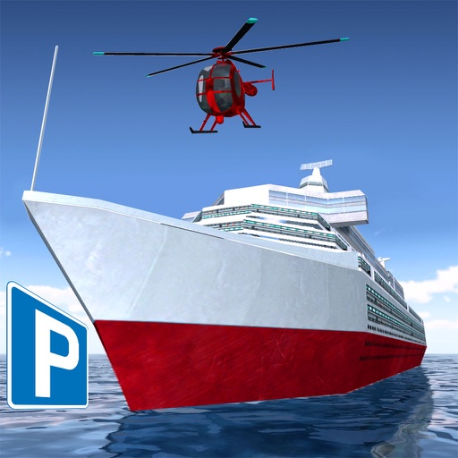 Cruise Ship Boat Parking Simulator 2017 iOS App