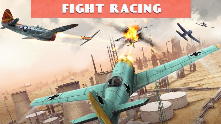 Sky Gamblers Races screenshot-4