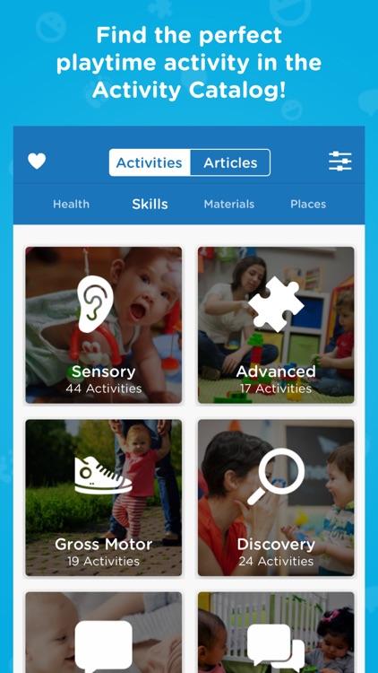 Kinedu | Baby Development Activities & Milestones app image