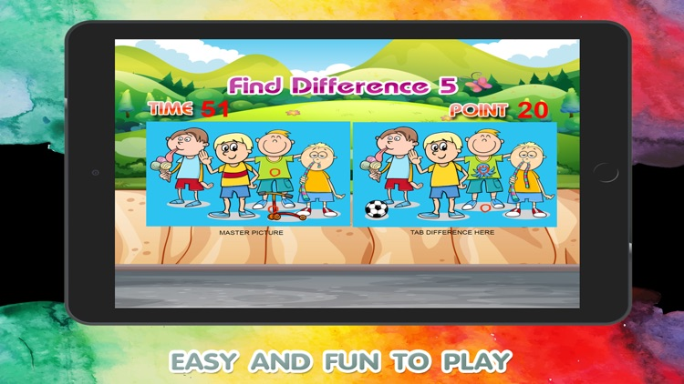 Find the Difference Animals Picture Games World screenshot-3
