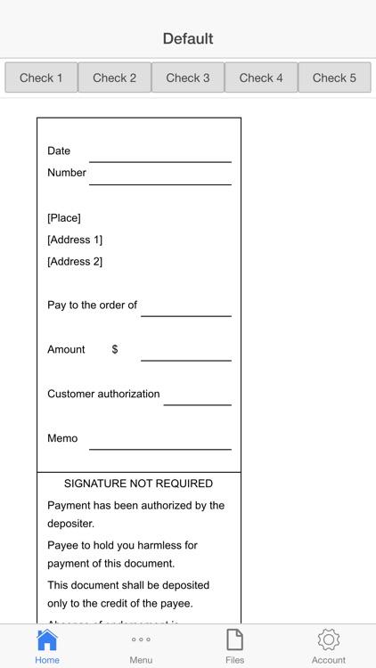Pay Receipt screenshot-3