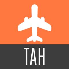 Tahiti Travel Guide and Offline Street Map
