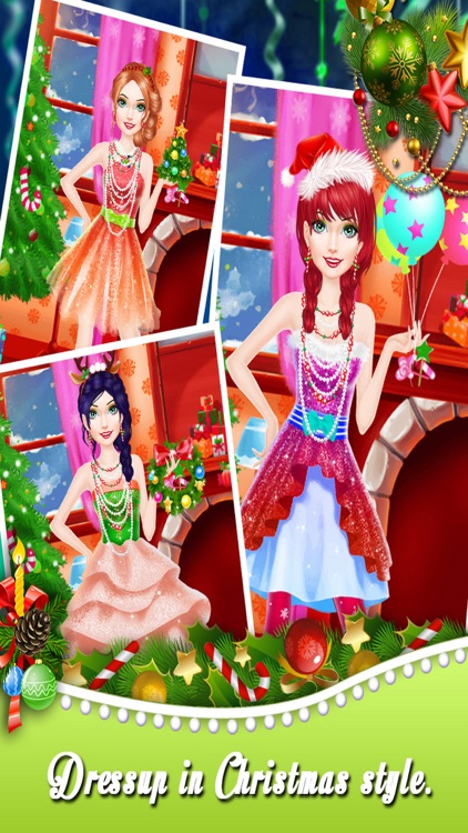 Dolly Christmas Salon Parlour screenshot-3