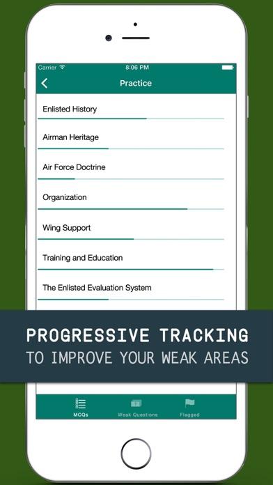 PDG Practice Exam Prep 2015-2017 – Q&A Flashcards Screenshot on iOS