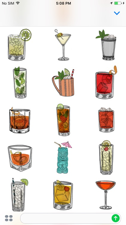 Supercall Cocktails