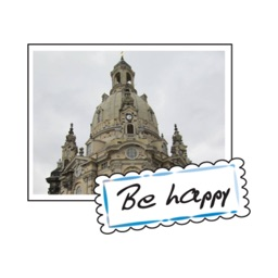 Castle Series - Cardpostal Style stickers