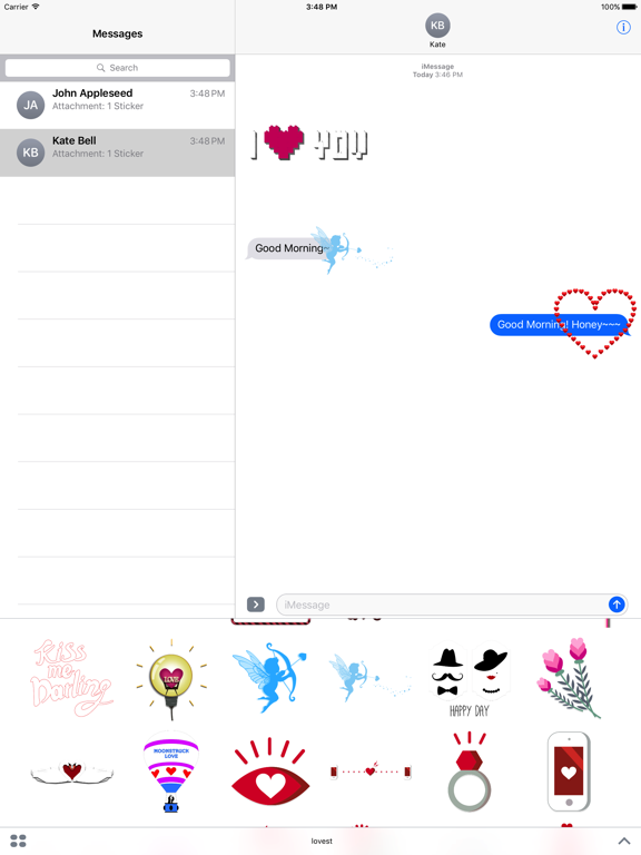 Lovely Stickers - Special Edition screenshot 8