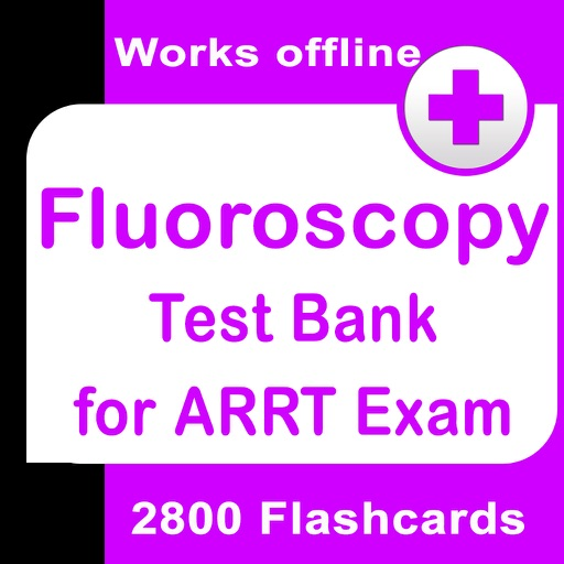 Fluoroscopy Test Bank For ARRT Examination Ed 2017