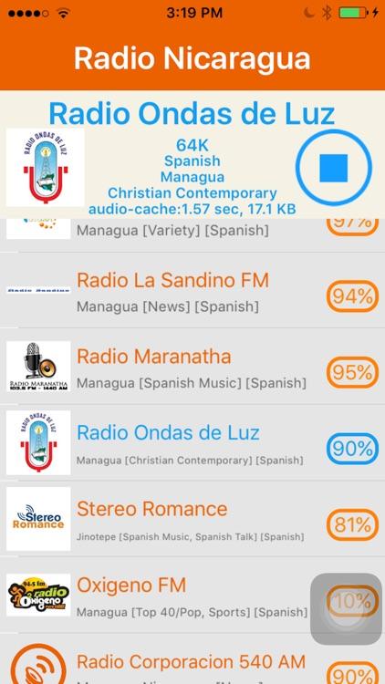 Radio Nicaragua - Radio NI screenshot-3
