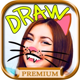 Drawings on photos & take notes - Premium