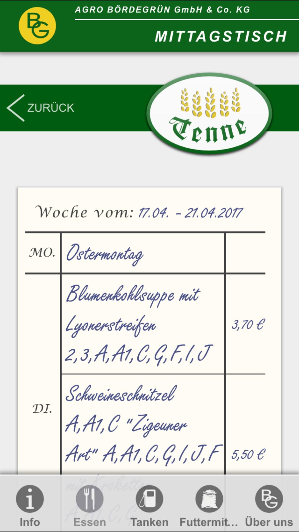 Agro Bördegrün Screenshot