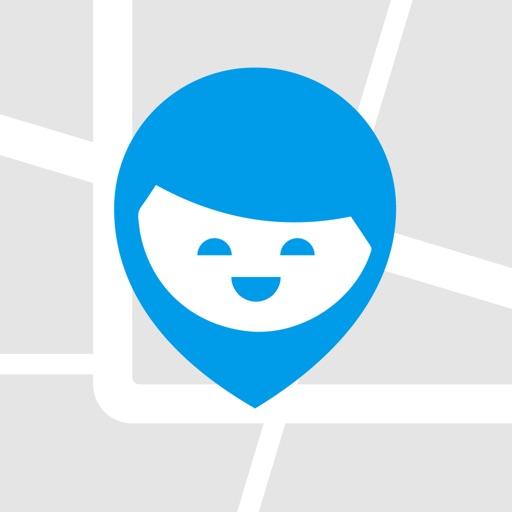 Find My Kids: Family, Child Phone Tracker, GPS Spy app logo