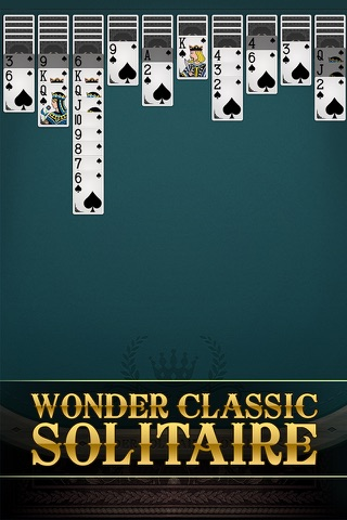 Solitaire Spider Classic - náhled