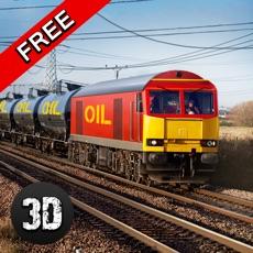 Activities of Oil Transporter: Train Driving Simulator 3D