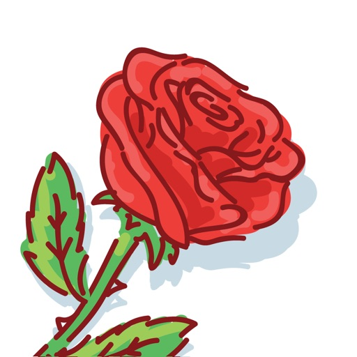 Make Bouquet! stickers for iMessage