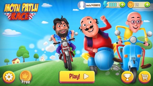 Motu Patlu Game On The App Store