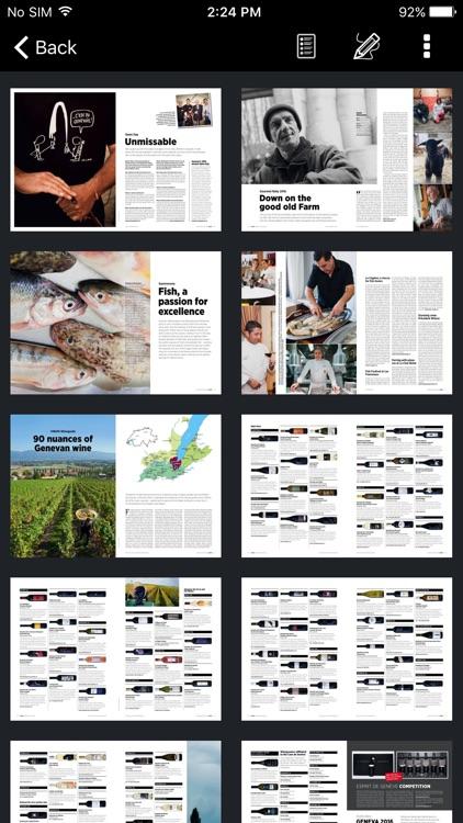 Geneva Wine Magazine screenshot-3