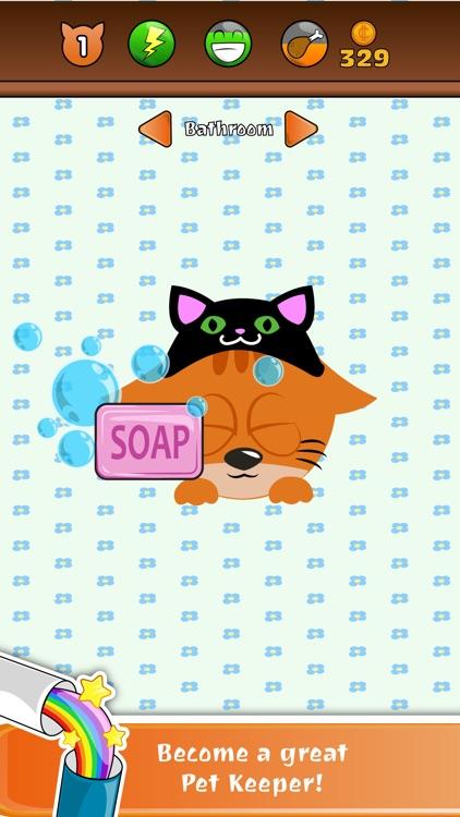 My Virtual Pet Care: Baby Bear Vet Doctor 4 Girls