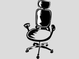 Chair Sticker Pack for iMessage