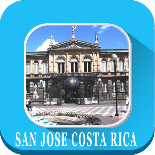 San Jose Costa Rica - Offline Maps Navigator