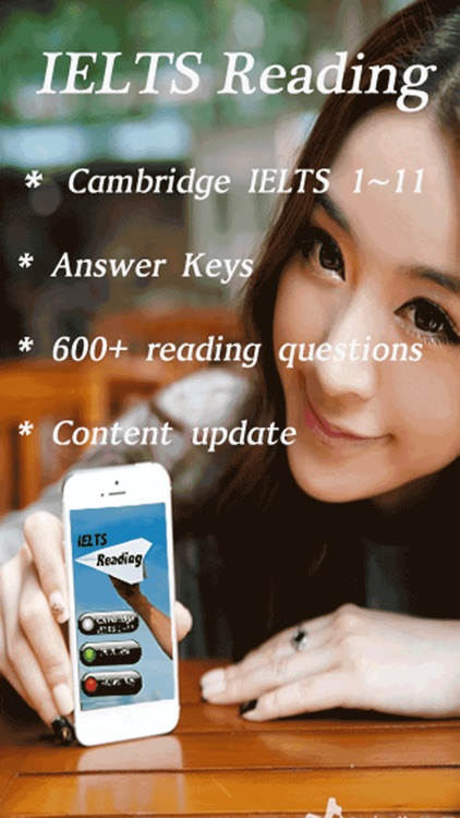 IELTS Reading Practise(No Ad)