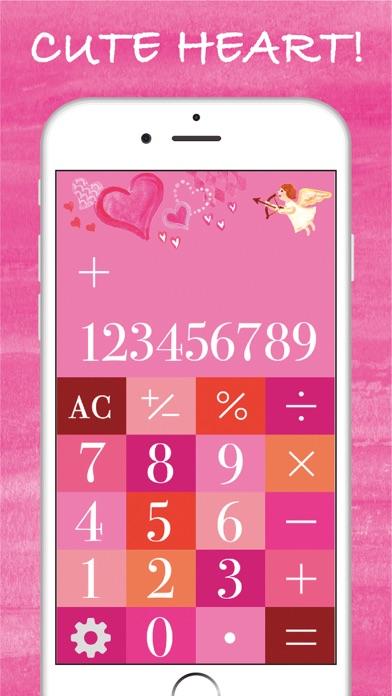 かわいい電卓・計算機アプリ「CuteCalc+(キュートカルクプラス)」のおすすめ画像3